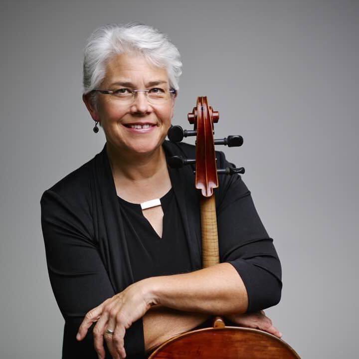 Karen Becker, cello